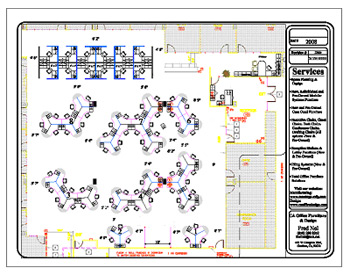 Office Layout Plans 1
