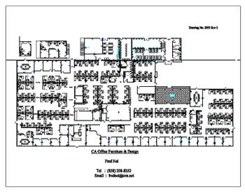 Office Layout Plans 2
