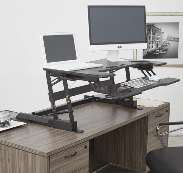 Height Adjustable Desk / Riser - Up
