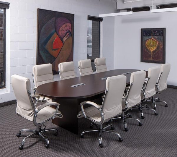 Napa Laminate Conference Table