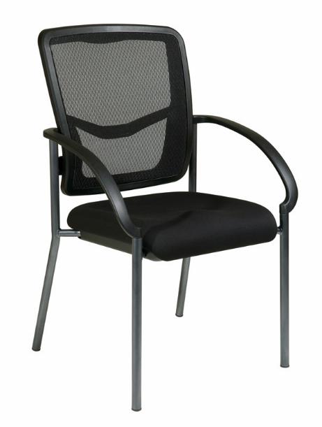 Proline Visitor Chair - Black