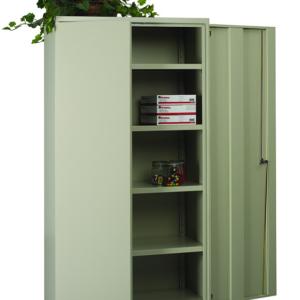 Steel Storage Cabinet - Tall