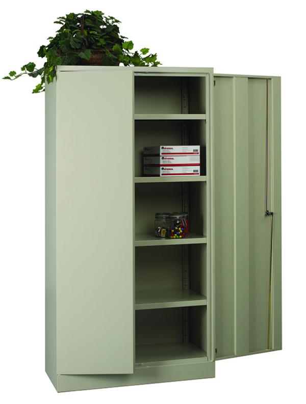 Steel Storage Cabinet - Tall
