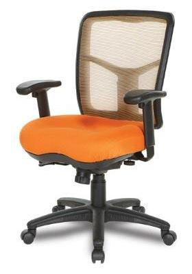 Orange Proline Task Chair