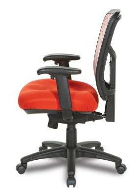 Red Proline Task Chair