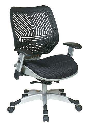 Raven Space Grid Task Chair